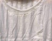 Antique Edwardian wedding dress