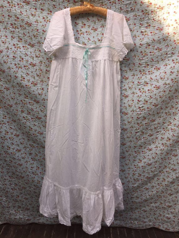 Vintage nightdress by Laura Ashley