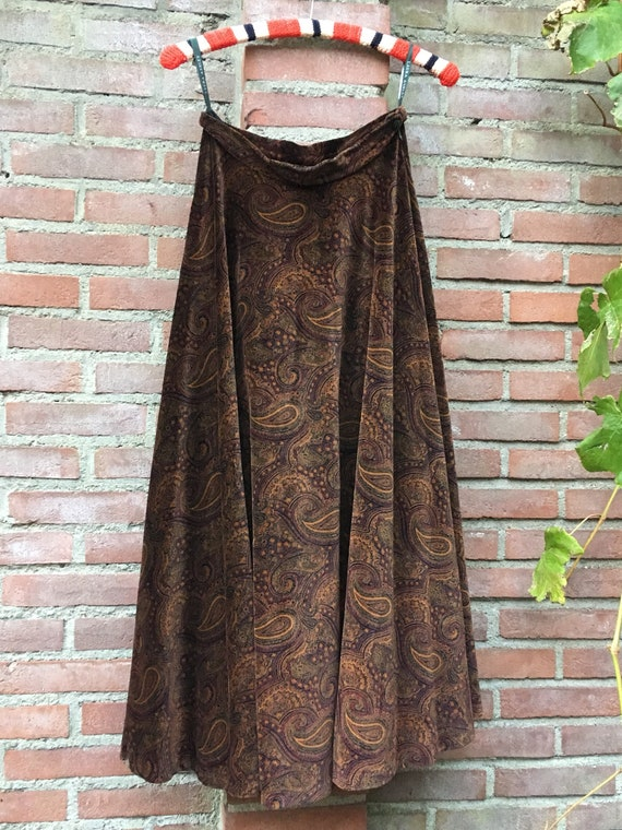 Vintage skirt by Laura Ashley