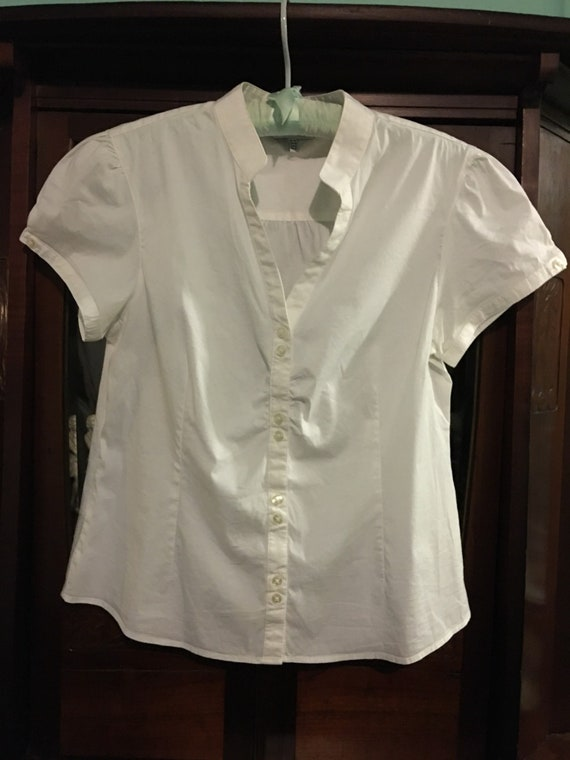 Vintage Laura Ashley blouse from the 1980s