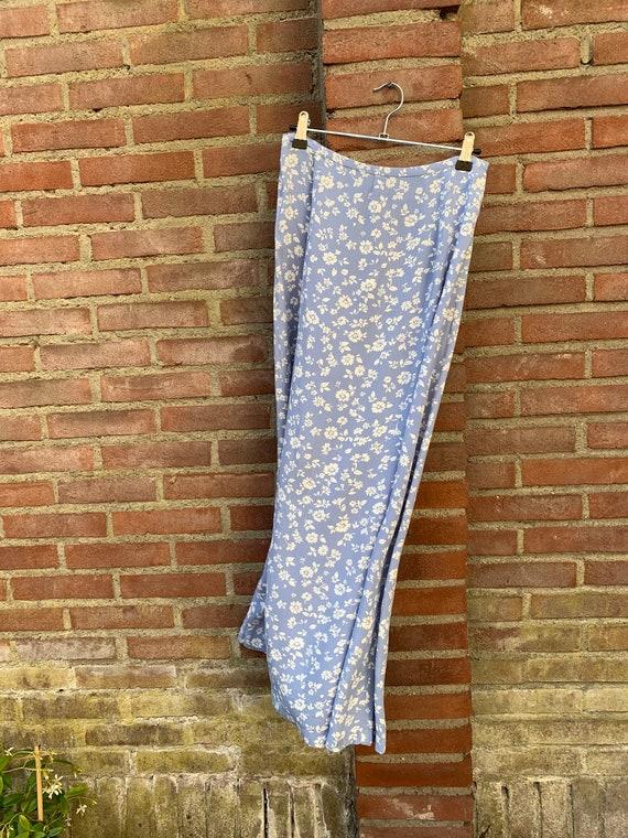 Vintage lavender skirt by Jackpot