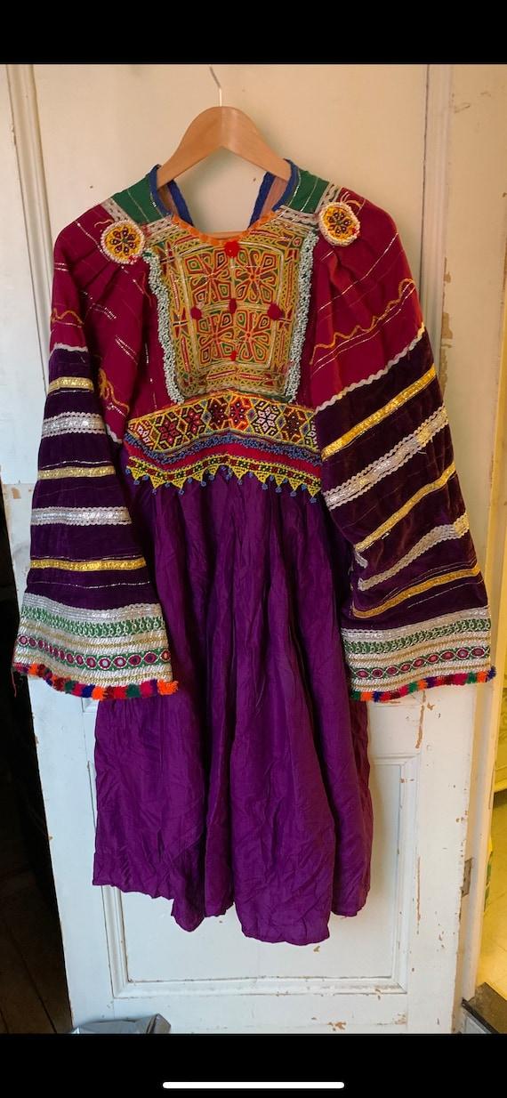 Kuchi dress, xs