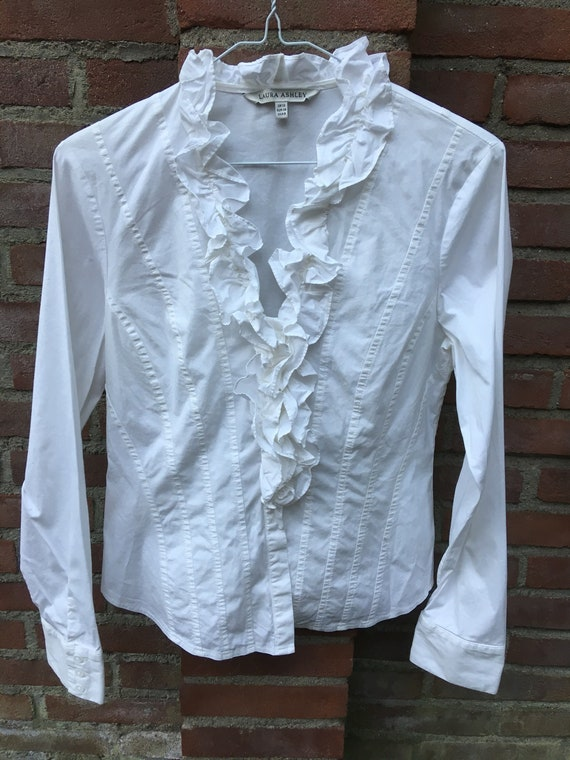 Vintage blouse by Laura Ashley in small