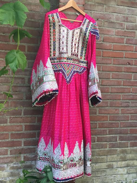 Vintage Kuchi dress, medium