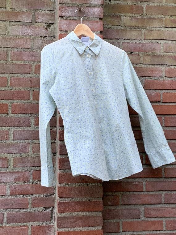 Vintage Laura Ashley blouse, s
