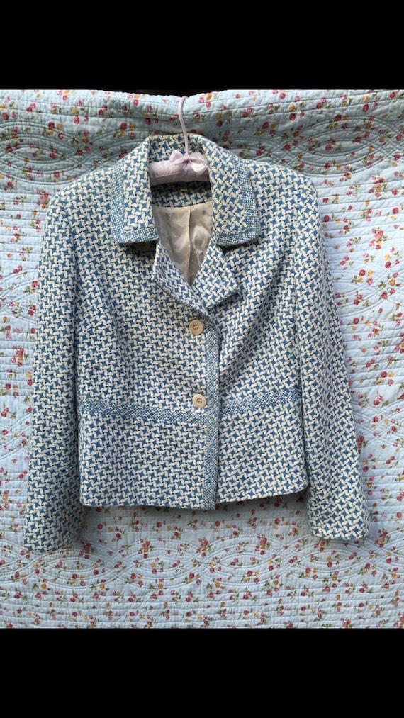 Vintage Laura Ashley jacket