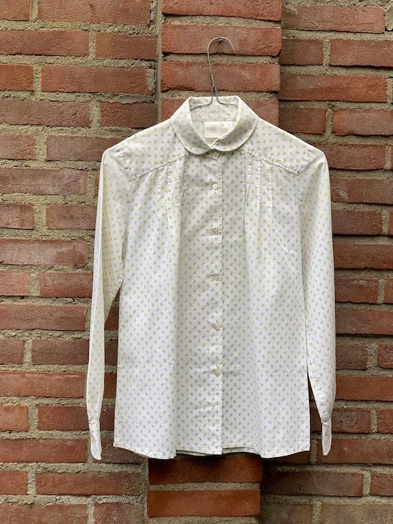 Vintage Laura Ashley 70s blouse