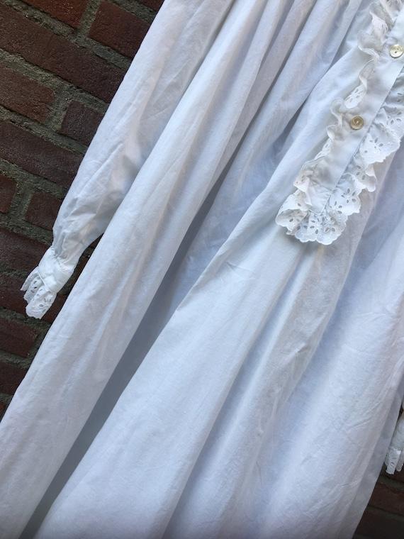 Vintage nightdress by Laura Ashley - image 4