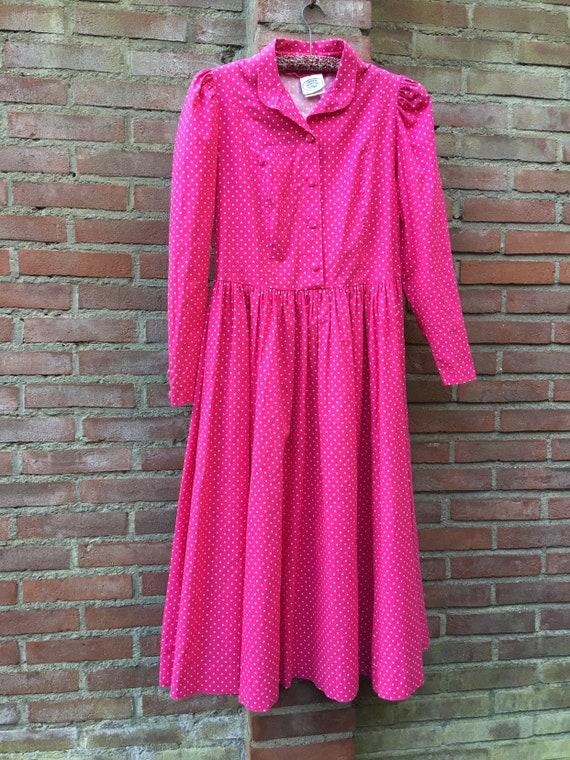 Vintage Romantic Laura Ashley dress - image 1