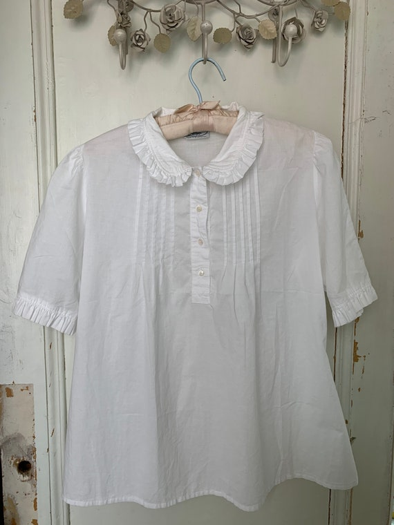 Vintage Laura Ashley blouse