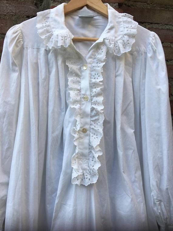 Vintage nightdress by Laura Ashley - image 3