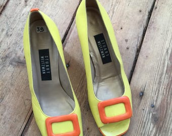 Vintage pumps from the 70s, sz 39