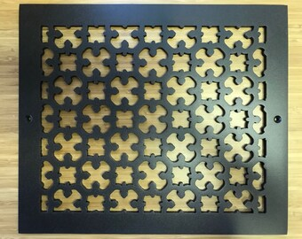 Gothic pattern decorative vent cover