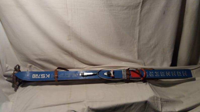 Canne sci e legno bambù vintage in da JuniorEtsy cL53Rjq4A