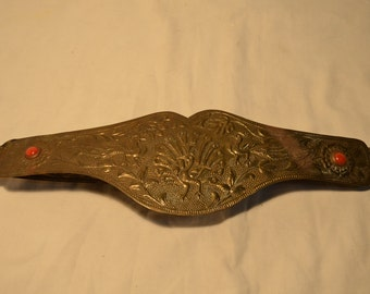 Antique Handmade Brass Belt