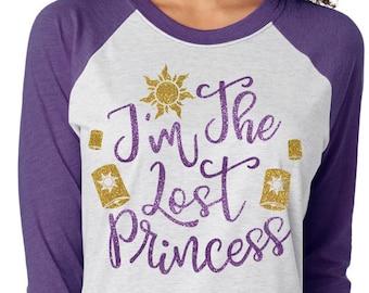 I'm The Lost Princess - Tangled Shirt - Magical Shirt