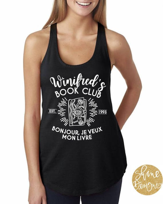 Winifred's Book Club - Hocus Pocus Shirt - Sanderson Sisters Shirt