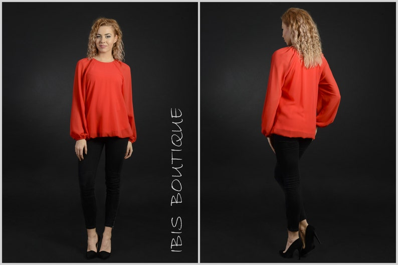332813c39592 Elegancka damska koszula Maxi Top bluzka plus rozmiary duże