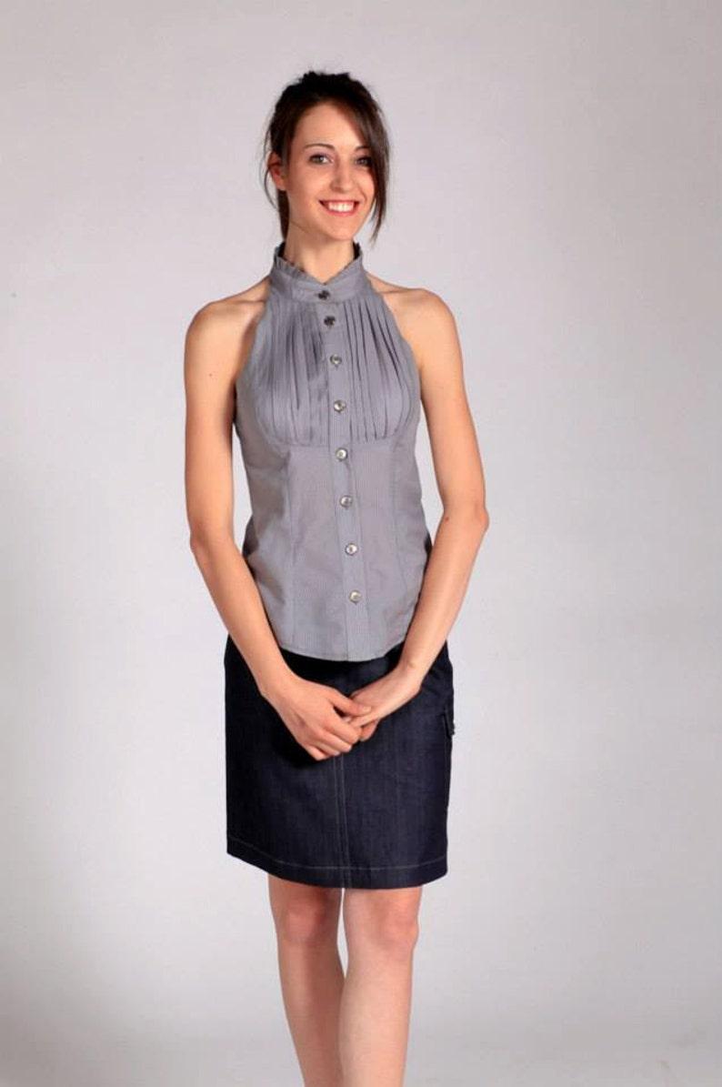 vintage dark blue skirt with pockets pencil denim skirt large sies  plus sies skirt blue mini skirt 90s short denim woman skirt