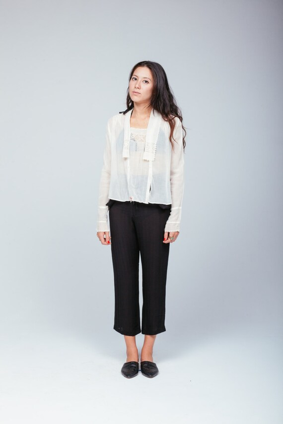 ON SALE** Vintage 1920s blouse
