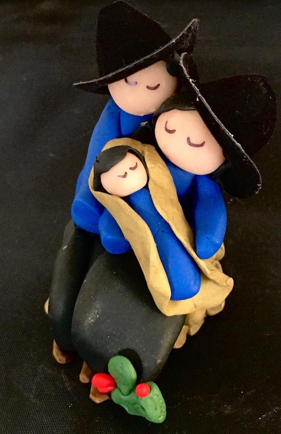 Nativity Western Style