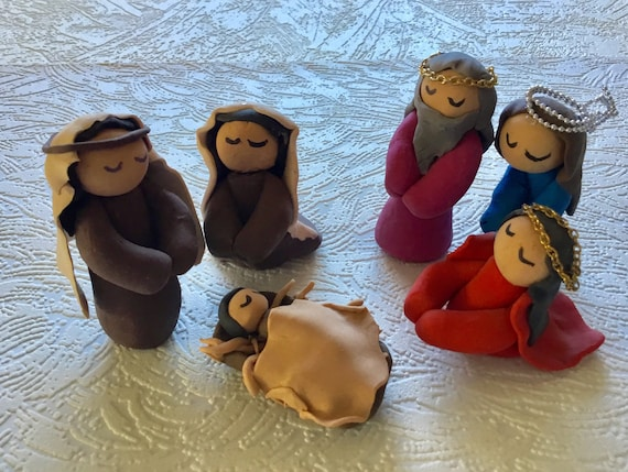 Nativity 6 Pc