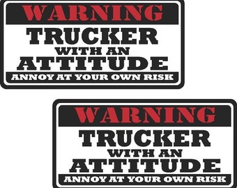 10 inches x 3 inches StickerTalk My Heart Belongs to a Truckdriver Magnet