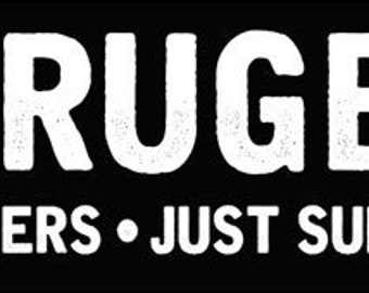 RUGBY No Winners Just Survivors Bumper Sticker