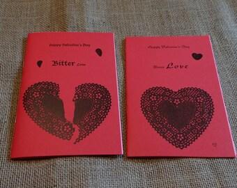 Bitter Love Valentine's Day Chapbook