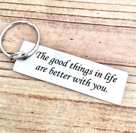 Custom Keychain for Boyfriend|Keychain|Engraved Keychain|Keychain for  Boyfriend|Boyfriend Handwriting Keychain|Custom Keychain|Husband Gift