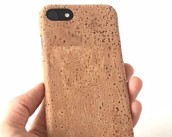 cover sughero iphone 7