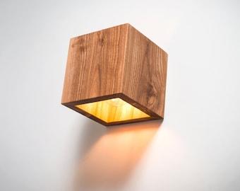 Wood lamp etsy
