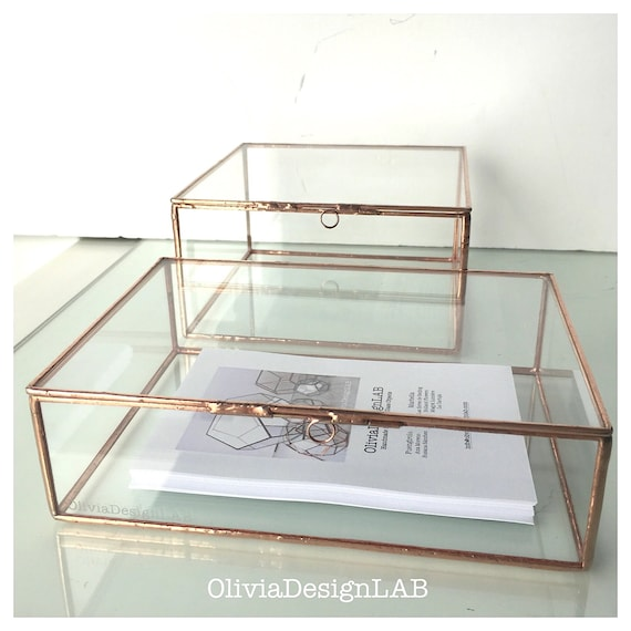 "4 x 6"" glass box, new born photos, baby shower gift, photo glass display, jewelry ring storage tray and jewelry box."