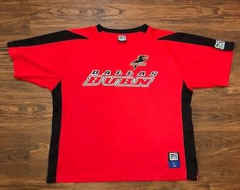 cce9f63f8 Dallas Burn - FC Dallas Vintage MLS Soccer Jersey Size Large
