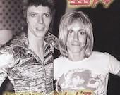 Iggy Pop IGGY and ZIGGY Cleveland 39 77 Iggy Pop David Bowie Cleopatra Records Sealed 180 Gram Vinyl Reissue of the 1977 Live Recording LP