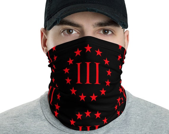 Three Percenter Neck Gaiter