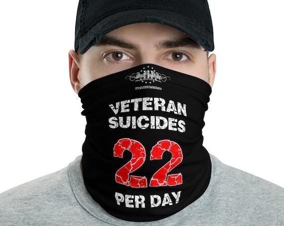 22 Per Day Neck Gaiter