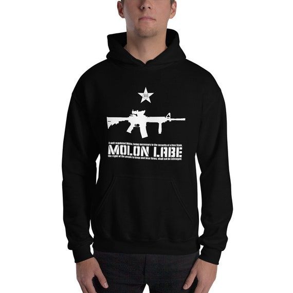 MOLON LABE Hooded Sweatshirt