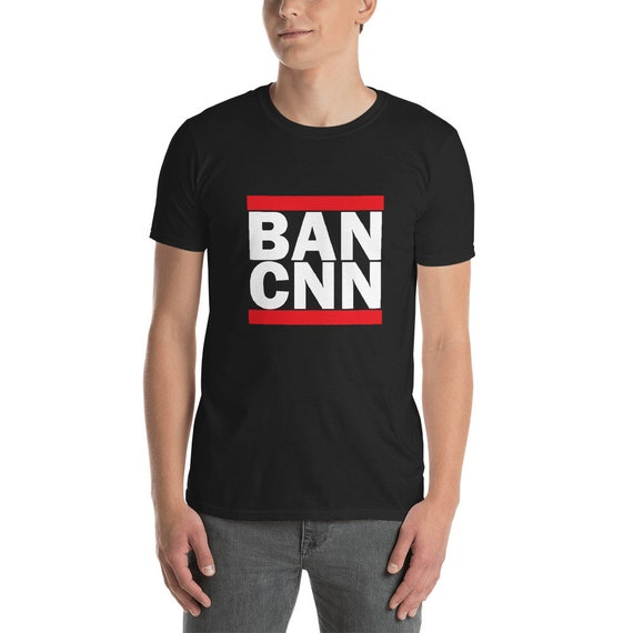 BAN CNN Short-Sleeve Unisex T-Shirt