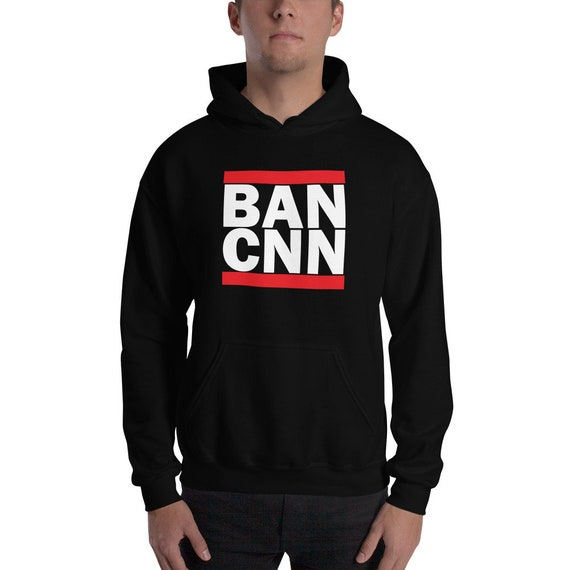 BAN CAN Hooded Sweatshirt