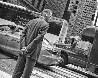 Manhattan. New York City Serie #NYC 01