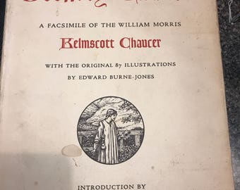 The works of geoffrey chaucer intoduction by john winterich