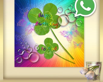 Whatsapp Greeting Card No4