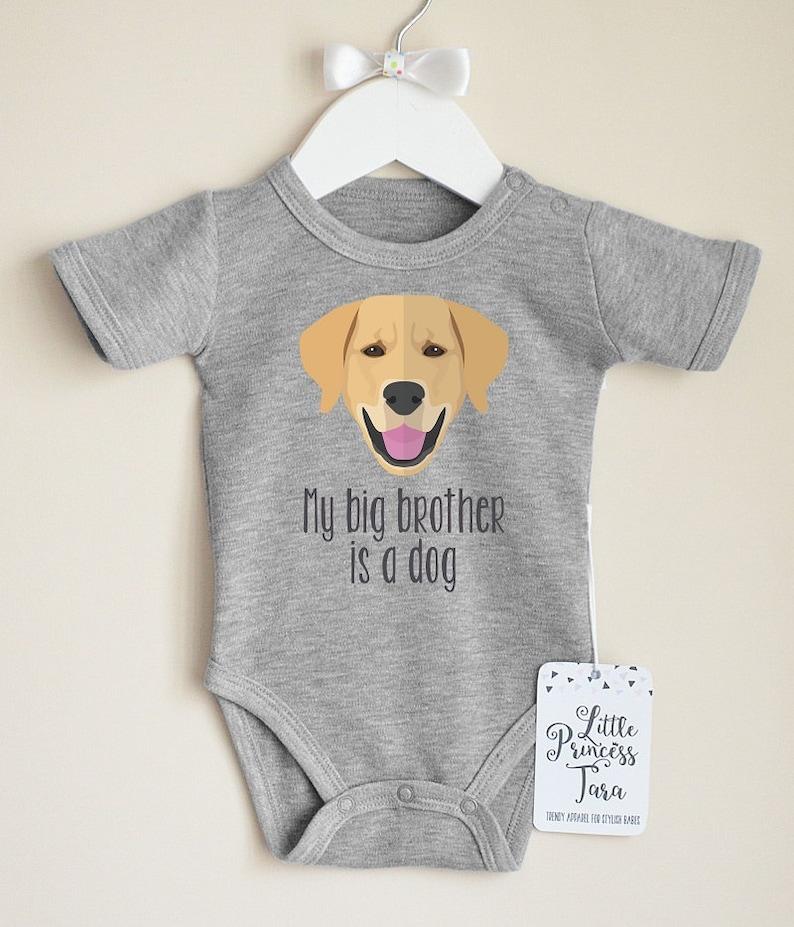 Leuke Babykleding.Leuke Golden Retriever Baby Romper De Kleren Van De Baby Van Etsy