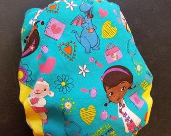 Princess OS Diaper fitted, AI2, Pocket