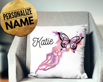 Superieur Butterfly Room Decor, Butterfly Gift Idea, Butterfly Girls Room, Butterfly  Throw Pillow, Girly Nursery Decor, Butterfly Bedroom Decor