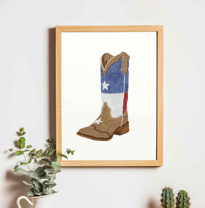photo about Cowboy Boot Printable identify Cowboy Boot Artwork, Cowboy Wall Decor, Region Western Printable, Cowboy Boot Printable Artwork, Western Printable Artwork, Cowboy Printable Artwork