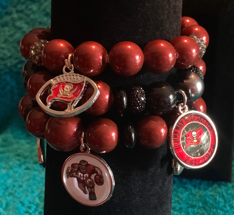 Tampa Bay 3 Bracelets Set La\u2019Faye Regal Designs by Dana 2021