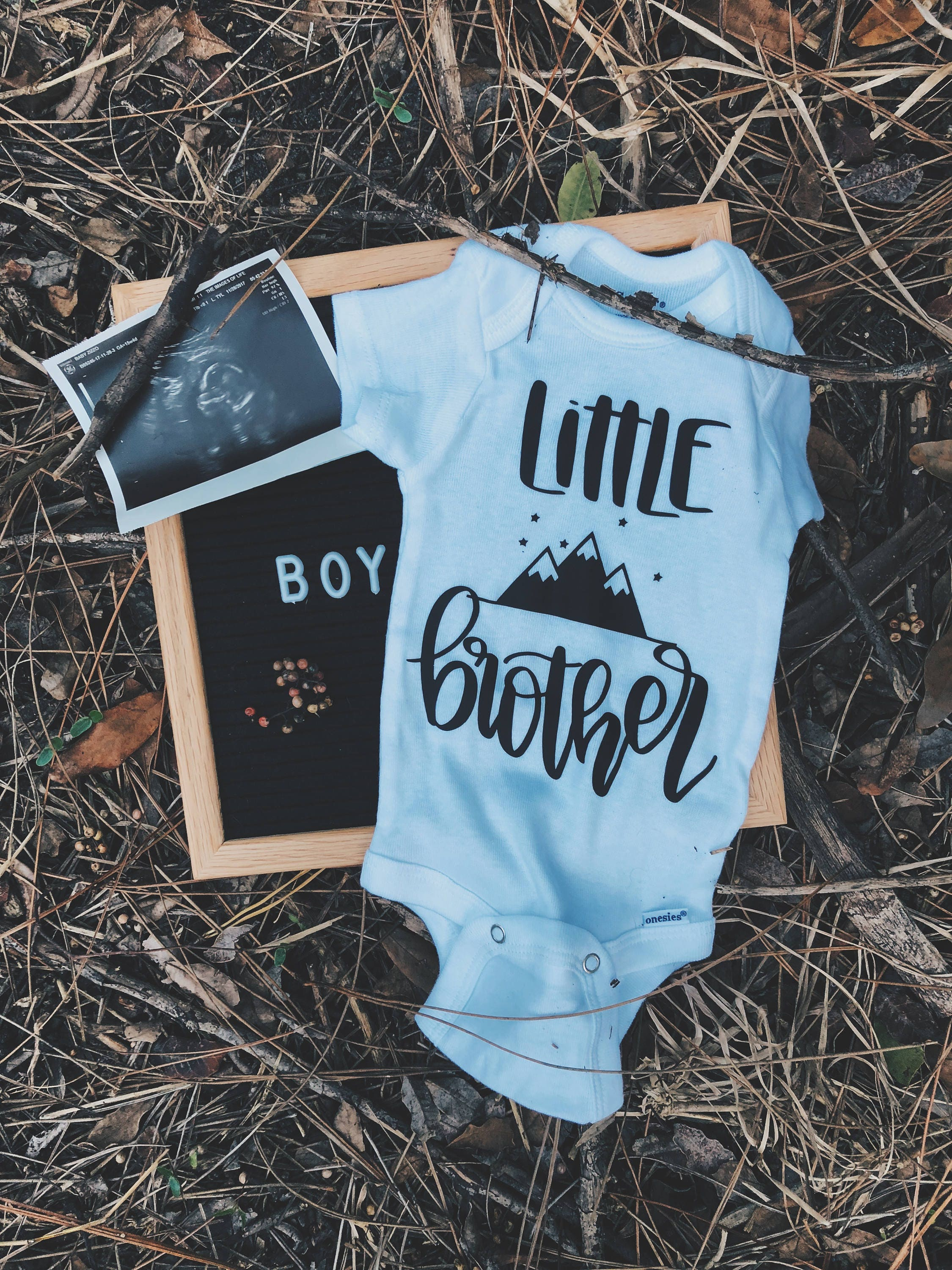 f26d5fc6c Little brother , newborn , going home outfit , new to the crew , welcome ,  lil brother , baby bear , unisex , onesie , bodysuit ,