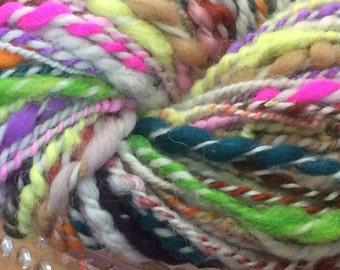 Handspun Chunky Yarn